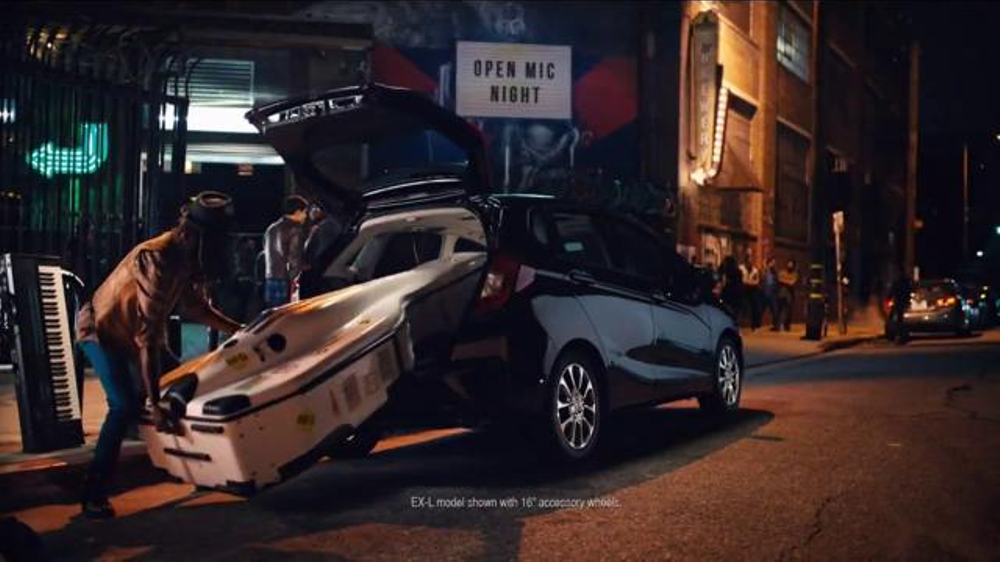 2015 Honda Fit TV Spot, 'Meant for You. Fit for You' Featuring Questlove thumbnail