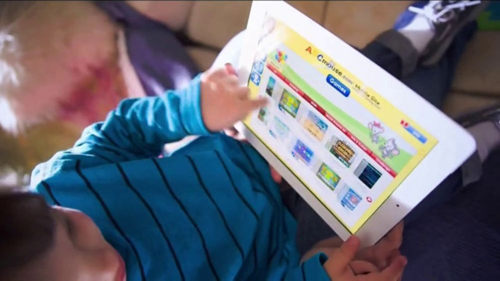 ABCmouse.com TV Spot, 'The More He Played, the More He Progressed'