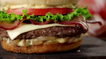 McDonald's Bacon Clubhouse TV Spot, 'Blogging'