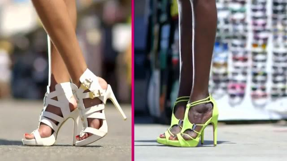 Shoedazzle.com Buy 1 Get 1 Free TV Spot, 'Hot Fashions'