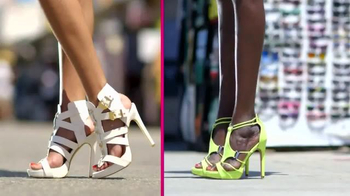 Shoedazzle.com Buy 1 Get 1 Free TV Spot, 'Hot Fashions' thumbnail