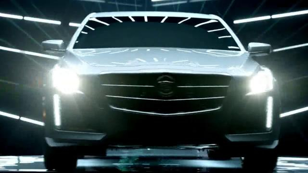 cadillac summer 39 s best event tv commercial 39 robot arms 39. Cars Review. Best American Auto & Cars Review