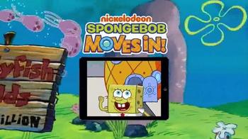 SpongeBob Moves in App TV Spot