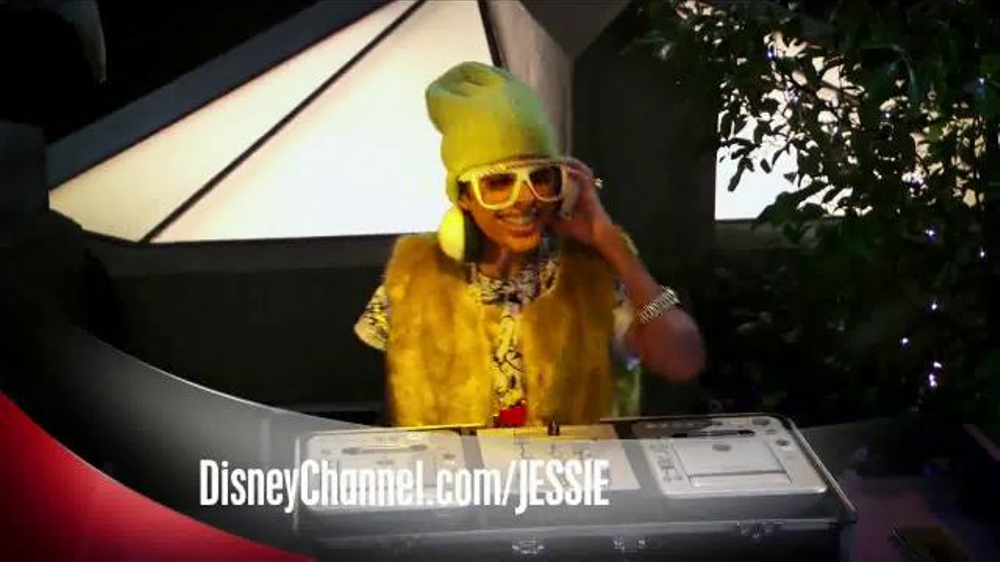 DisneyChannel.com TV Commercial, 'Jessie' - iSpot.tv
