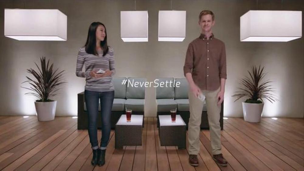 Verizon Samsung Galaxy S6 TV Spot, 'Why Settle?'