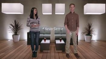 Verizon Samsung Galaxy S6 TV Spot, 'Why Settle?' thumbnail