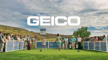 GEICO TV Spot, 'Nice Shot Caveman'