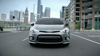 2015 Kia Forte5 TV Spot, 'Turbocharged' thumbnail