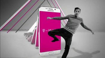 T-Mobile TV Spot, 'Get the Samsung Galaxy S6 Edge' thumbnail