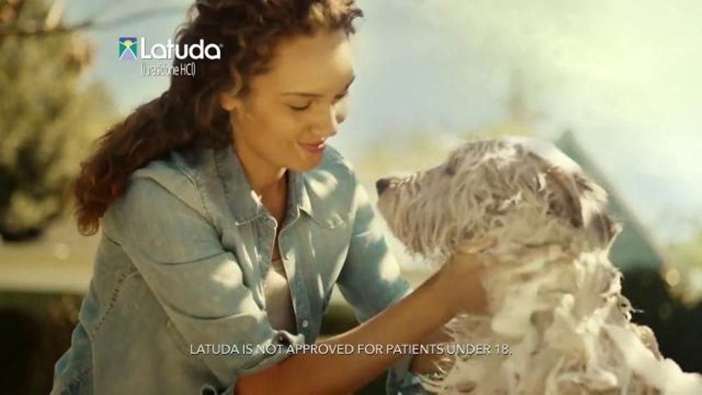 Latuda TV Commercial, 'Struggling' - iSpot.tv