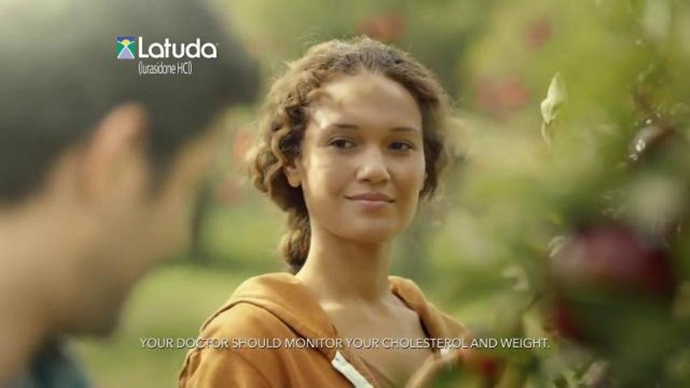 Latuda TV Commercial Actress