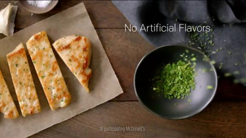 McDonald's Artisan Grilled Chicken TV Spot, 'Simple' thumbnail
