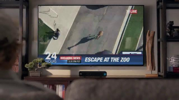 Xfinity On Demand TV Spot, 'Zookeeper'
