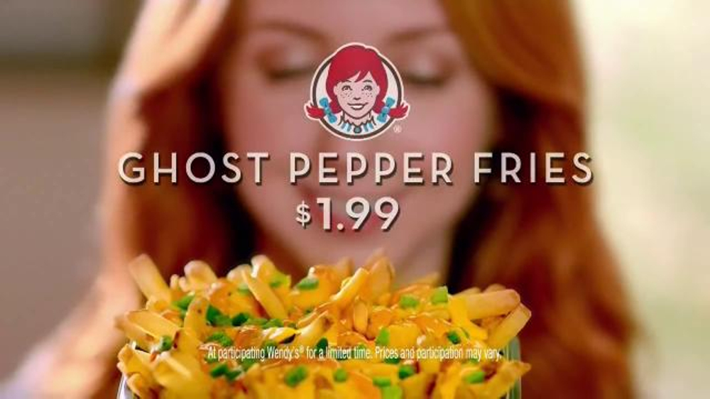 Wendy's Ghost Pepper Fries TV Spot, 'The Answer'