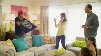 Overstock.com TV Spot, 'Home Makeover' Featuring Bret Michaels thumbnail