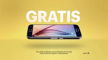 Sprint TV Spot, 'Nunca Compra un Teléfono Nuevo' [Spanish] thumbnail
