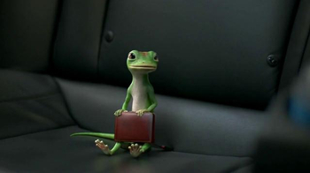 GEICO TV Spot, 'Foam Finger: Gecko Journey'