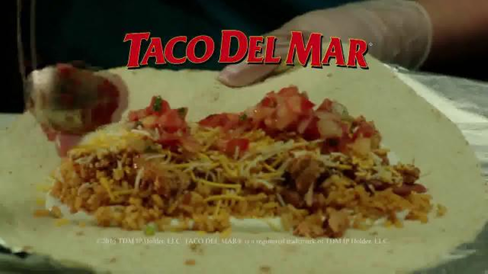 Taco Del Mar TV Spot, 'Build Your Own' thumbnail