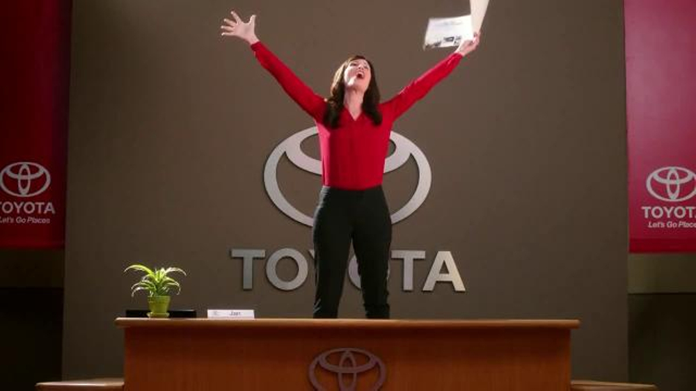 Who Is The Actress That Plays Jan On The Toyota Commercials | Autos