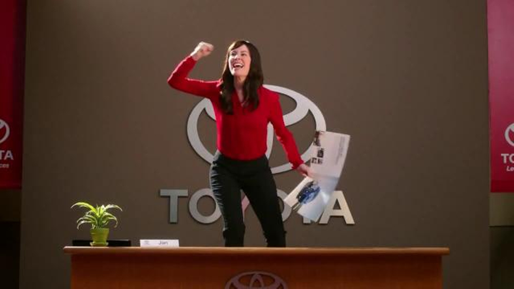 Jan From Toyota Commercial Autos Post