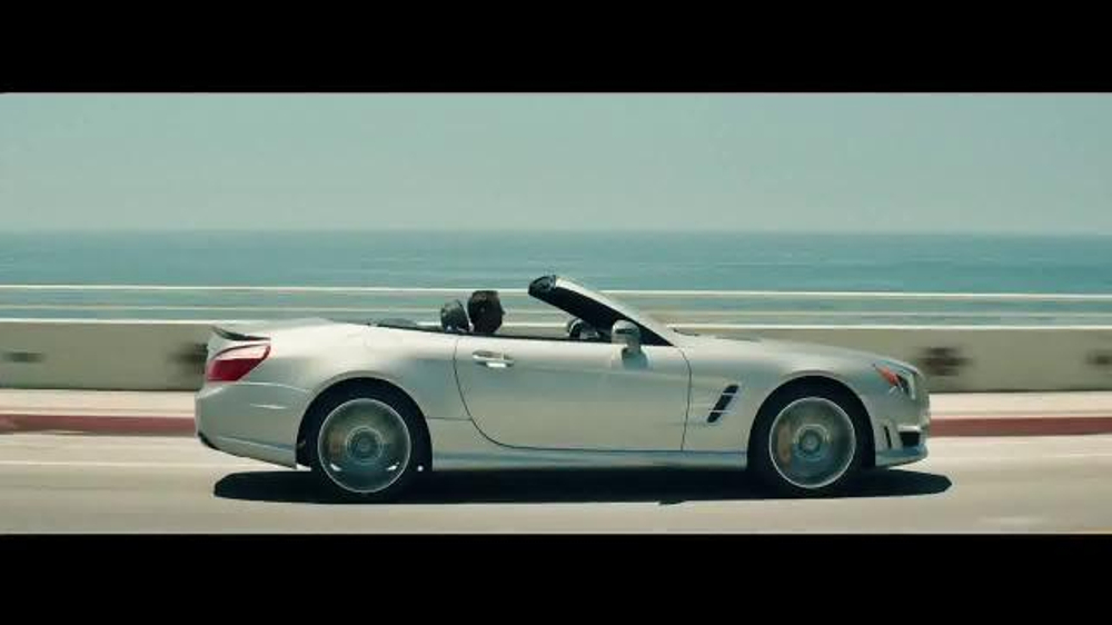 Mercedes benz dream machine event tv commercial 39 icons for Mercedes benz tv