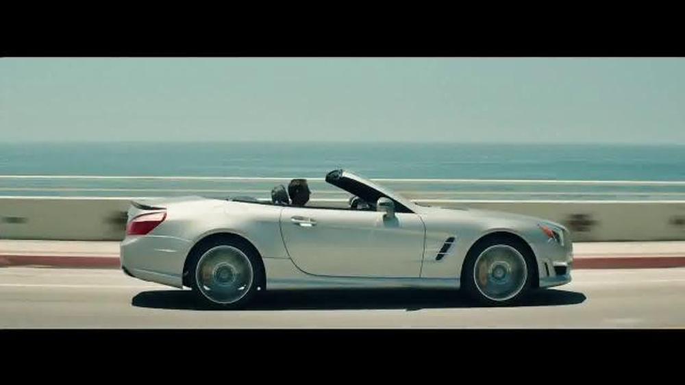 Mercedes benz dream machine event tv commercial 39 icons for Mercedes benz winter event commercial
