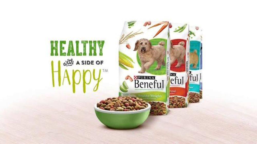 Beneful Healthy Weight Dog Food Commercial