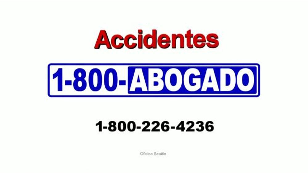 Pulaski Law Firm >> 1-800-ABOGADO TV Spot, 'Abogado de Inmigración' - iSpot.tv