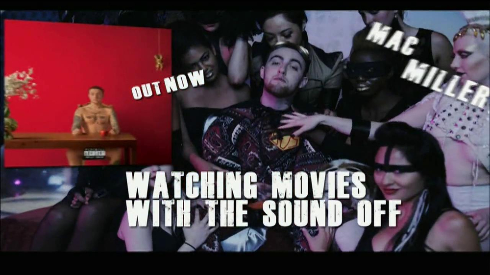 mac miller watching movies with the sound off cover - photo #13