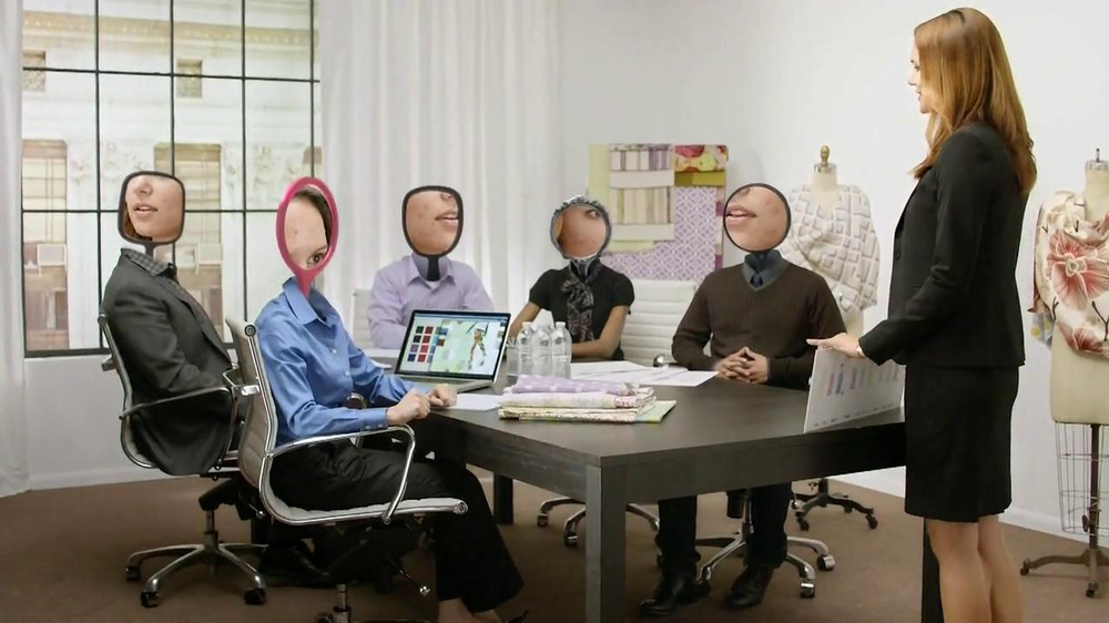 Aczone TV Spot, 'Mirror Faces' - Screenshot 2