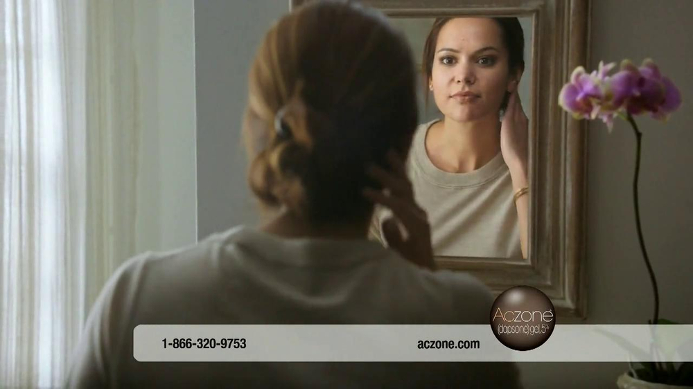 Aczone TV Spot, 'Mirror Faces' - Screenshot 7