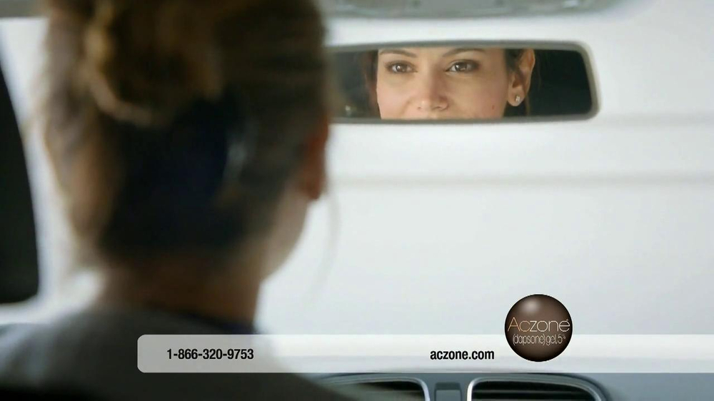 Aczone TV Spot, 'Mirror Faces' - Screenshot 8