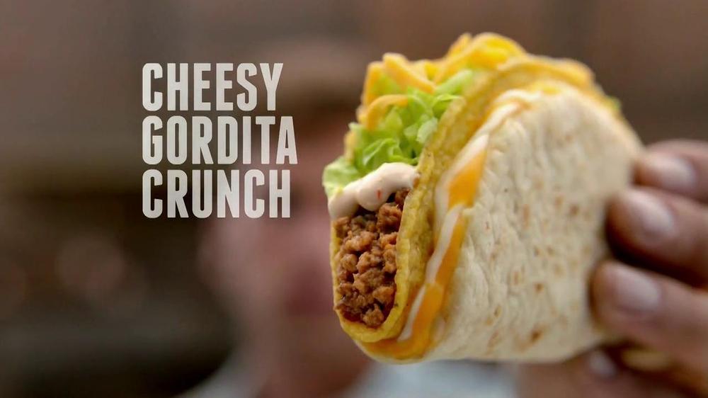 Taco Bell Cheesy Gordita Crunch Quotes