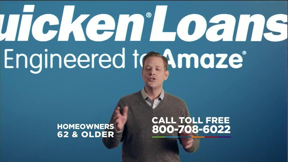 Western Sky Loans >> Quicken Loans TV Commercial, 'One Reverse Mortgages ...