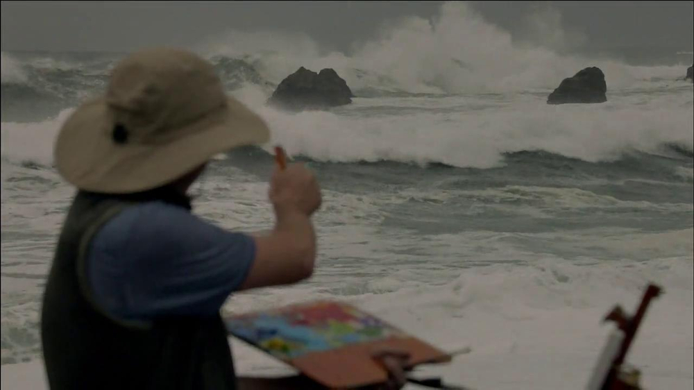Subaru TV Spot, 'Painting Easel' - Screenshot 5