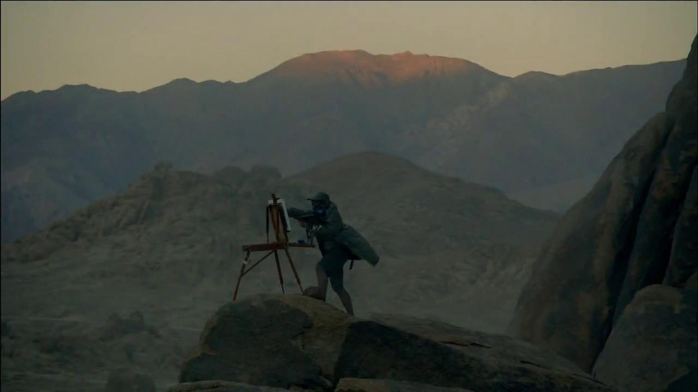 Subaru TV Spot, 'Painting Easel' - Screenshot 7