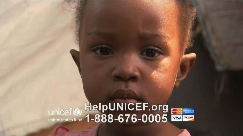UNICEF TV Spot, 'What Would You Do?' Featuring Alyssa Milano - Screenshot 5