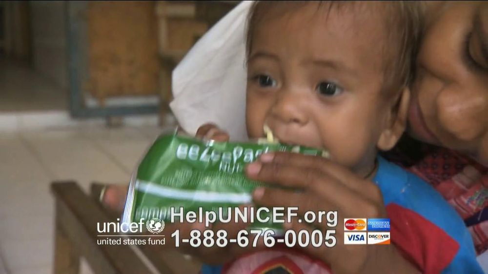 UNICEF TV Spot, 'What Would You Do?' Featuring Alyssa Milano - Screenshot 8