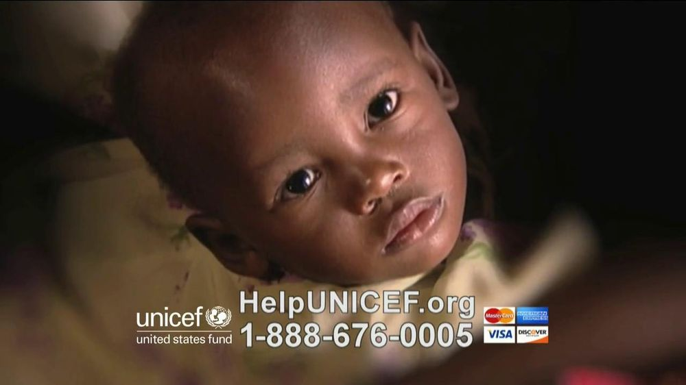 UNICEF TV Spot, 'What Would You Do?' Featuring Alyssa Milano - Screenshot 9