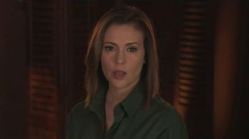 UNICEF TV Spot, 'What Would You Do?' Featuring Alyssa Milano - Thumbnail 1