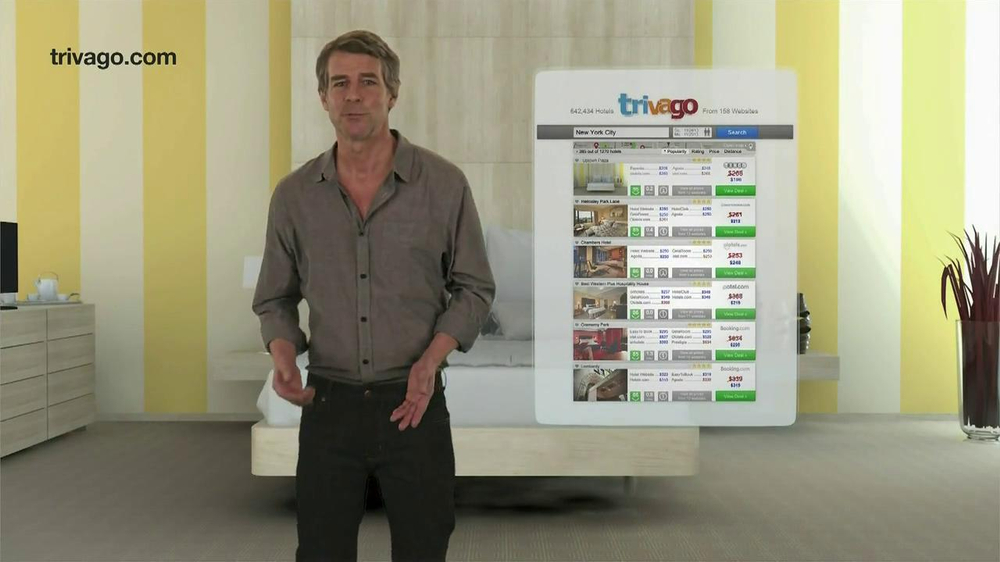 Trivago TV Spot, 'Ideal Hotel' - Screenshot 10