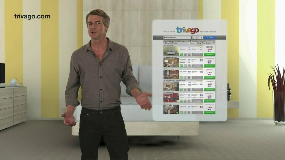 Trivago TV Spot, 'Ideal Hotel' - Screenshot 9