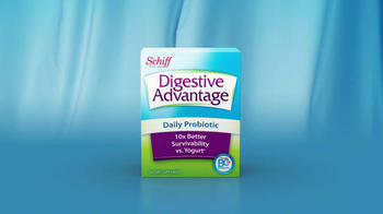 Schiff Digestive Advantage TV Spot