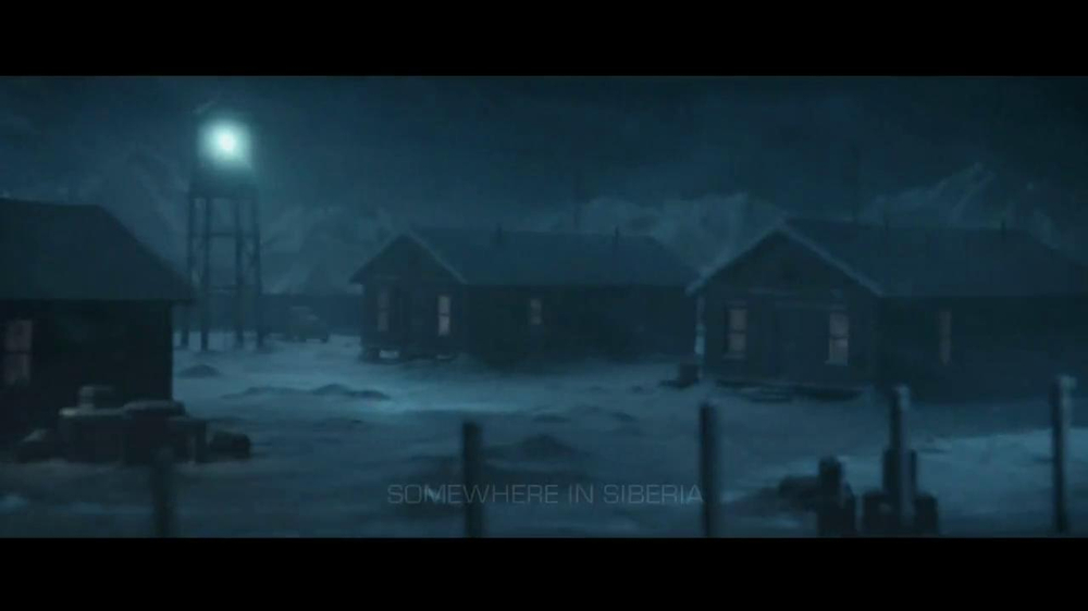 Priceline.com TV Spot, 'Gulag' Featuring William Shatner, Kaley Cuoco - Screenshot 1