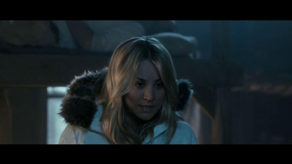 Priceline.com TV Spot, 'Gulag' Featuring William Shatner, Kaley Cuoco - Screenshot 3