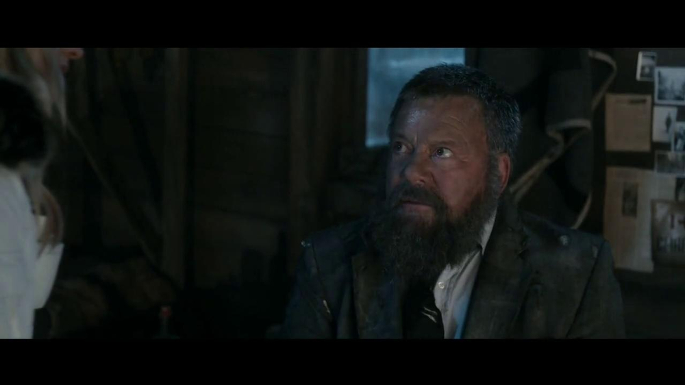 Priceline.com TV Spot, 'Gulag' Featuring William Shatner, Kaley Cuoco - Screenshot 4