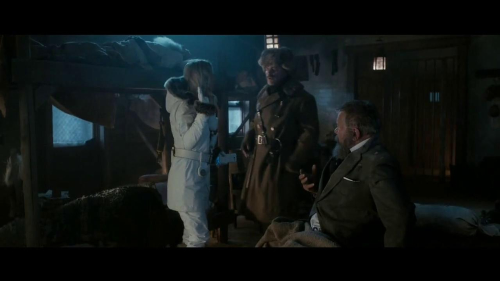 Priceline.com TV Spot, 'Gulag' Featuring William Shatner, Kaley Cuoco - Screenshot 5