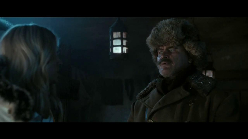 Priceline.com TV Spot, 'Gulag' Featuring William Shatner, Kaley Cuoco - Screenshot 6