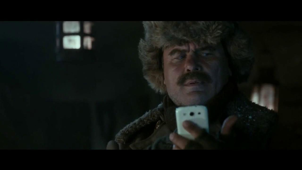 Priceline.com TV Spot, 'Gulag' Featuring William Shatner, Kaley Cuoco - Screenshot 8