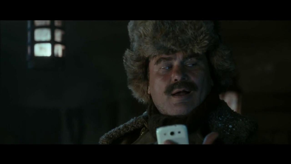 Priceline.com TV Spot, 'Gulag' Featuring William Shatner, Kaley Cuoco - Screenshot 9